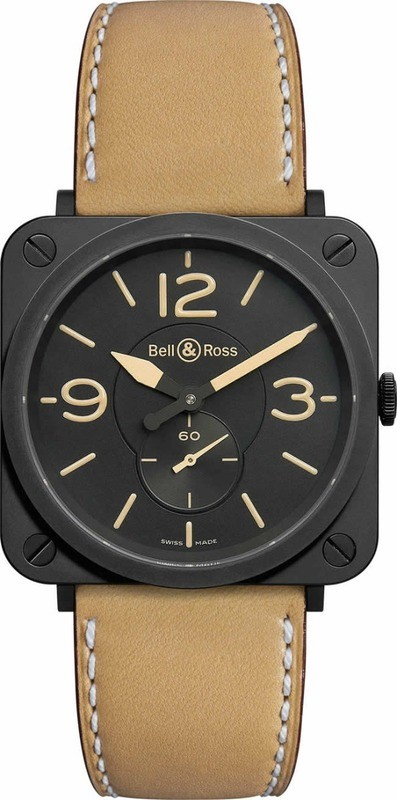 Bell & Ross BR-S Heritage BRS-HERITAGE-SCA