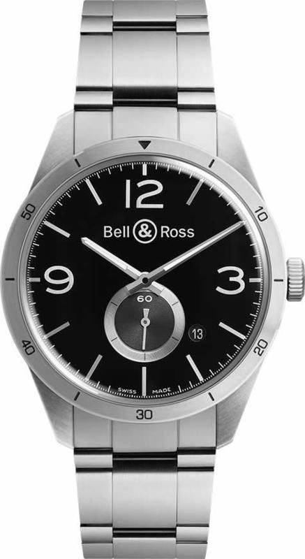 Bell & Ross BR 123 GT BRV123-BS-ST-SST