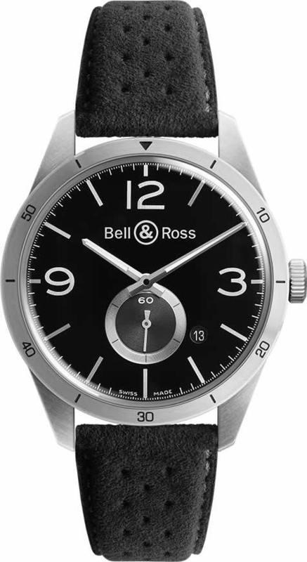 Bell & Ross BR 123 GT BRV123-BS-ST-SF