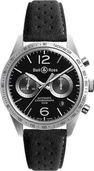 Bell & Ross BR 126 GT BRV126-BS-ST-SF