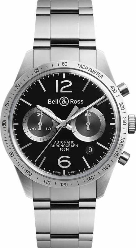 Bell & Ross BR 126 GT BRV126-BS-ST-SST