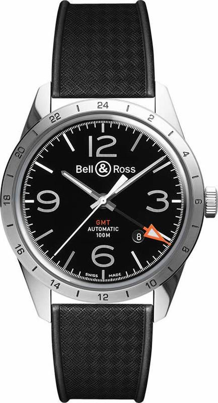 Bell & Ross BR 123 GMT 24H BR123GMT