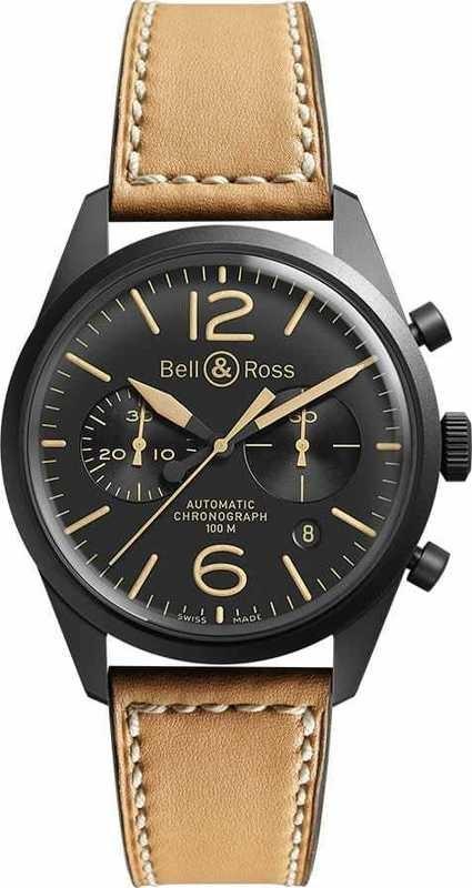 Bell & Ross BR126 Vintage Heritage BRV126-HERITAGE
