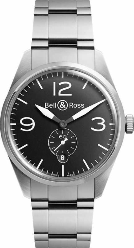 Bell & Ross BR 123 ORIGINAL BRV123-BL-ST-SST