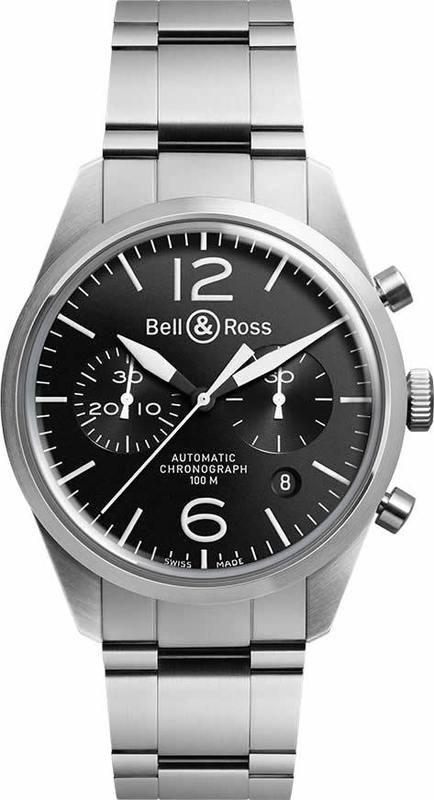 Bell & Ross BR 126 ORIGINAL BRV126-BL-ST-SST
