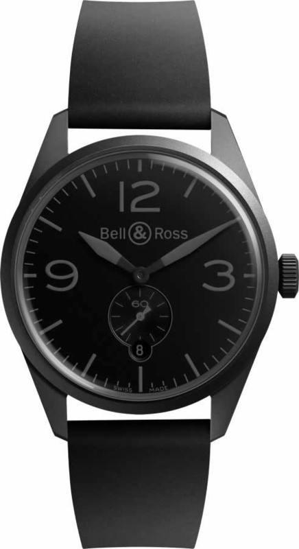 Bell & Ross BR 123 PHANTOM BRV123-PHANTOM