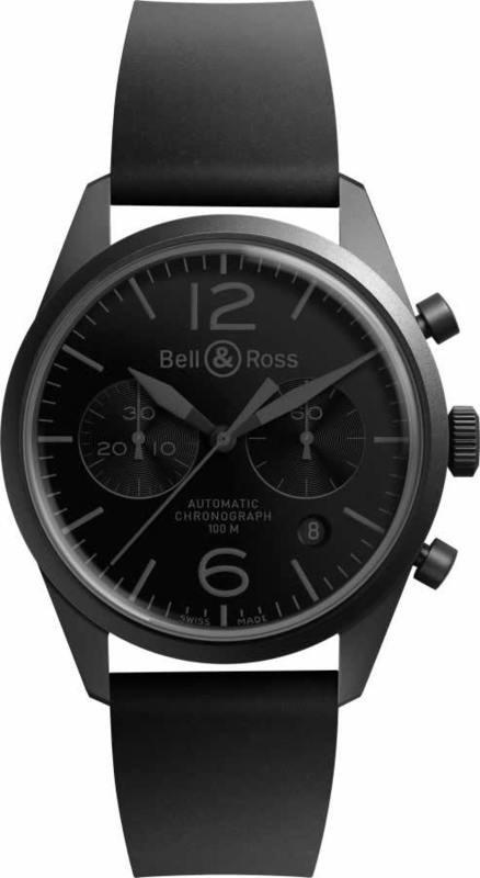 Bell & Ross BR 126 PHANTOM BRV126-PHANTOM