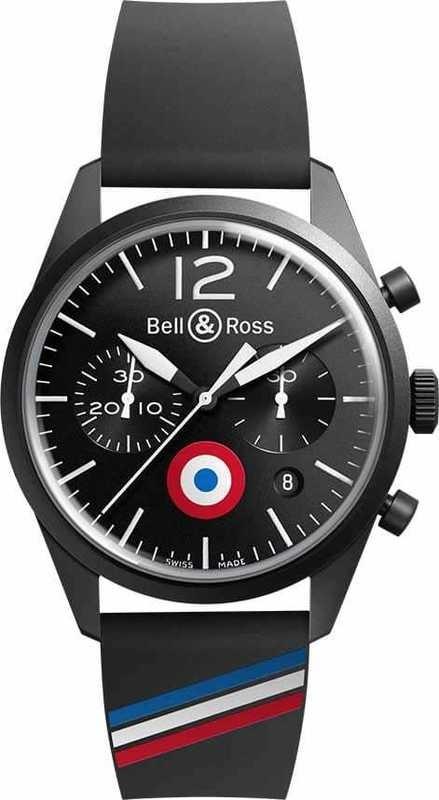 Bell & Ross BR 126 Insignia FR BRV126-BL-CA-CO-FR