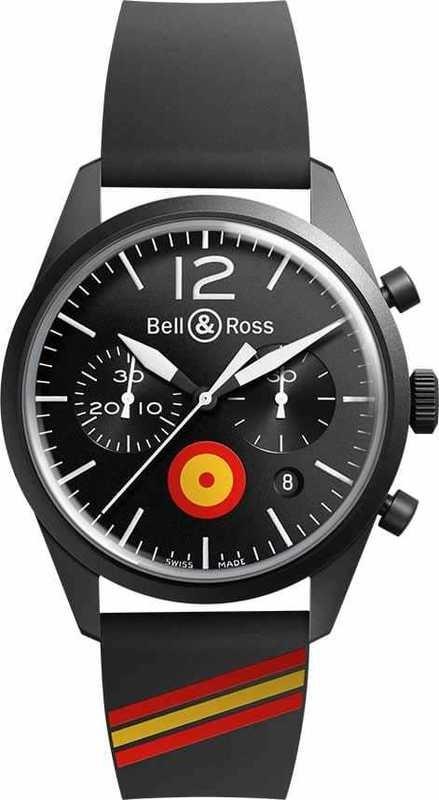 Bell & Ross BR 126 Insignia ES BRV126-BL-CA-CO-ES