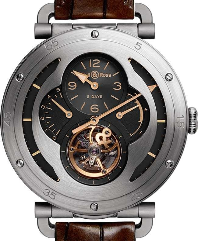 Bell & Ross WW2 Military Tourbillon WW2-TOURB-MIL