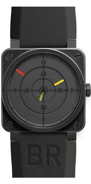 Bell & Ross BR01-92 Instrument Radar BR0192-RADAR