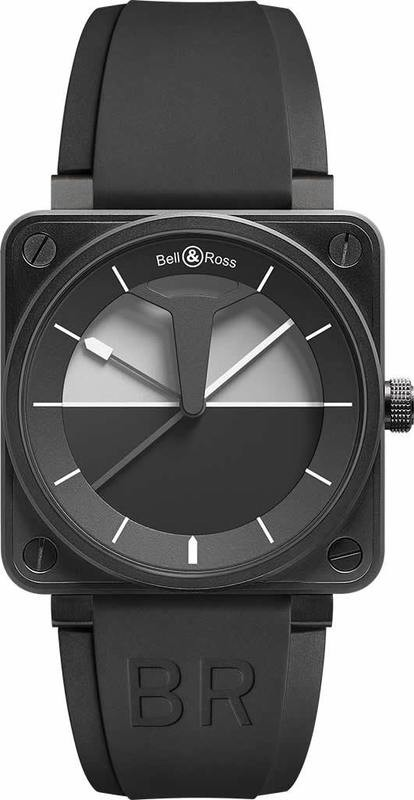 Bell & Ross Aviation BR 01 Horizon BR0192-HORIZON