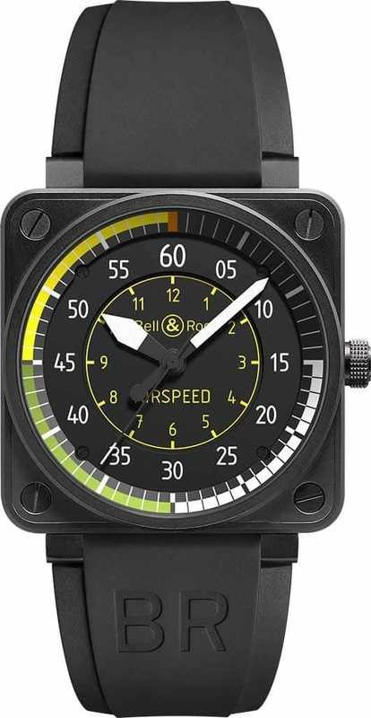 Bell & Ross BR 01 AIR SPEED BR0192-AIRSPEED