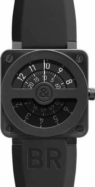 Bell & Ross BR01-92 Instrument Compass BR0192-COMPASS-CA