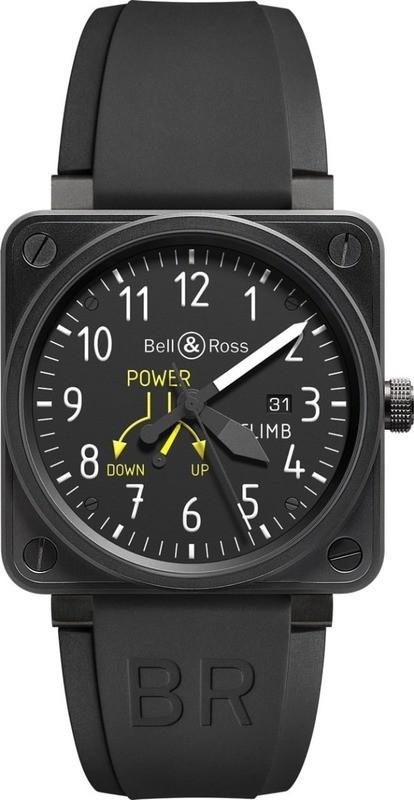 Bell & Ross BR 01 CLIMB BR0197-CLIMB