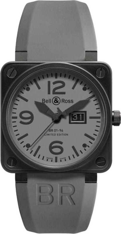 Bell & Ross BR01-96 Commando Instrument
