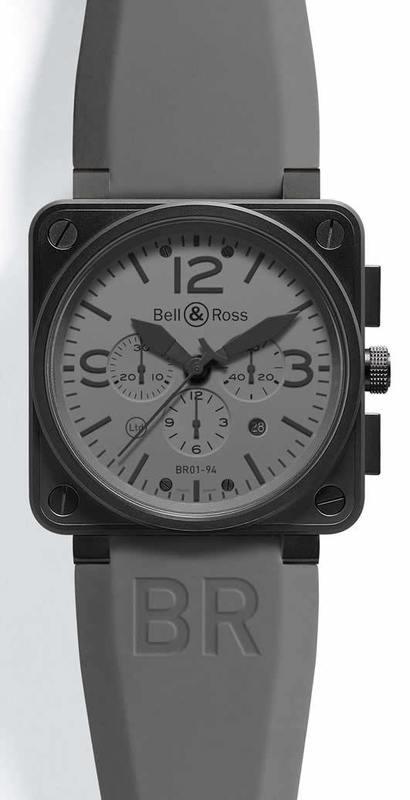 Bell & Ross BR 01-94 Commando BR-01-94-CO