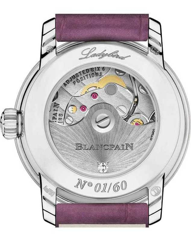 Blancpain The Birth of a Legend 0063E-1954-55A