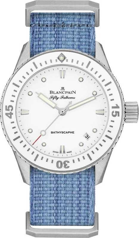 Blancpain Fifty Fathoms Bathyscaphe 5100-1127-NAJ