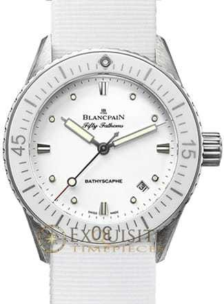 Blancpain Fifty Fathoms Bathscaphe 5100-1127-NAWA