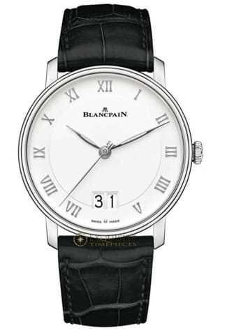 Blancpain Villeret Grande Date 6669-1127-55B