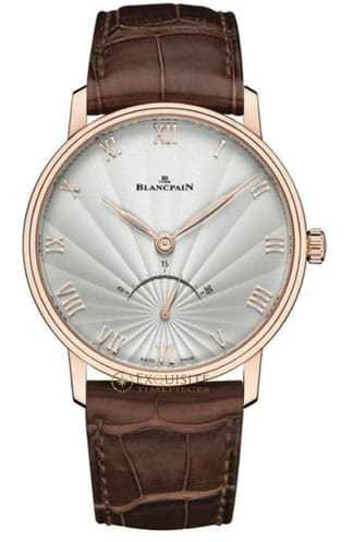 Blancpain Villeret Ultra-slim Retrograde Small Seconds 6653-3642-55B