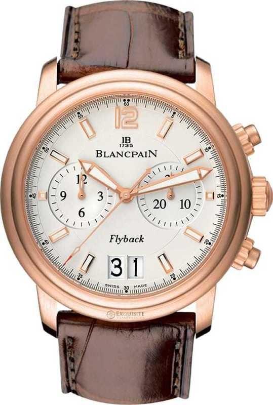 Blancpain Men's Grand Date Flyback Chronograph 2885F-36B42-53B