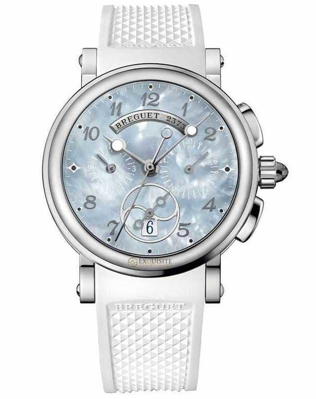 Breguet Marine Chronograph Ladies 8827ST/59/586