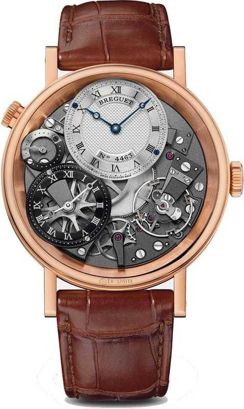 Breguet La Tradition GMT 7067BR/G1/9W6