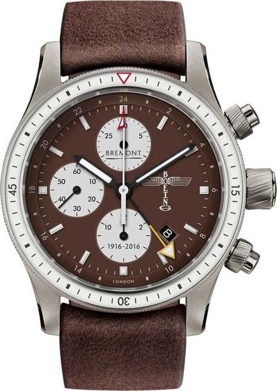 Bremont Boeing 100 BB100 Limited Edition of 300 Pieces