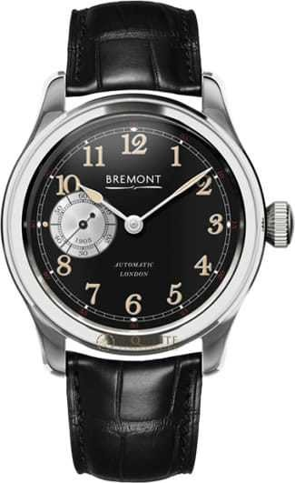 Bremont Wright Flyer Stainless Steel WF/SS