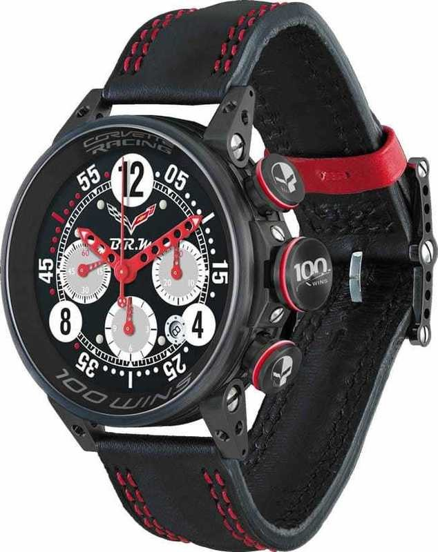 BRM V12-N Corvette Racing 100 Wins Limited Edition Watch