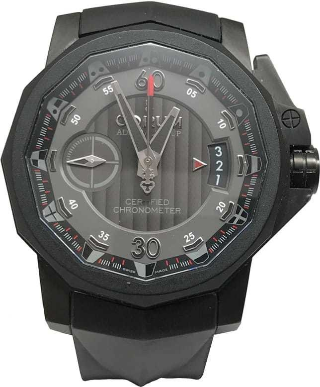 Corum Admirals Cup Limited Edition Chronograph Mens Watch 96110194F371-AN12