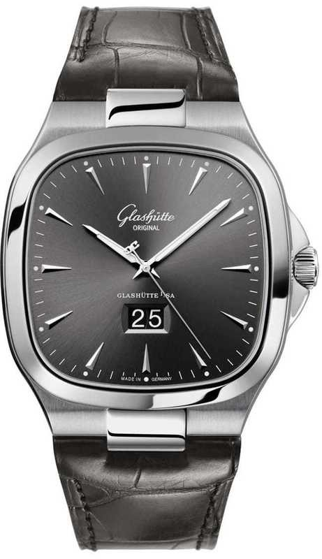 Glashütte Original Seventies panorama Date 2-39-47-12-12-04