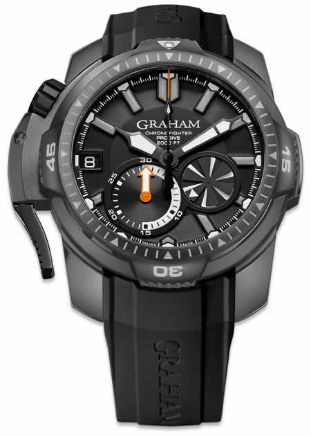 Graham Prodive Black 2CDAB.B02A