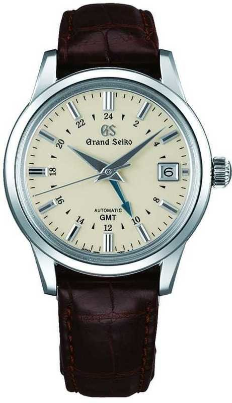 Grand Seiko Automatic GMT SBGM221