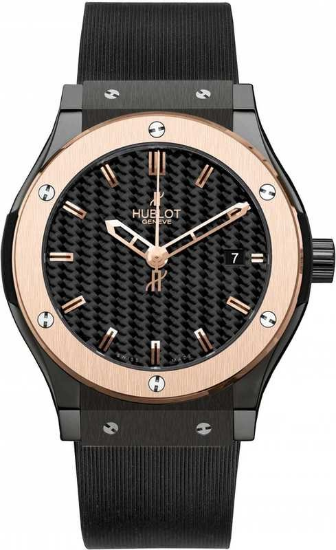 Hublot Classic Fusion Ceramic King Gold 42mm 542.CO.1780.RX