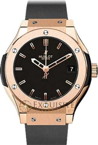 Hublot Classic Fusion King Gold 33mm 581.OX.1180.RX