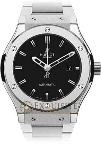 Hublot Classic Fusion Titanium Bracelet 42mm 542.NX.1170.NX