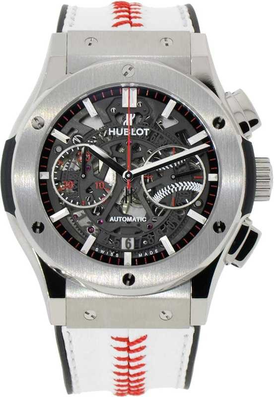 Hublot Classic Fusion World Baseball Softball Confederation 525.NX.0123.VR.WBS15