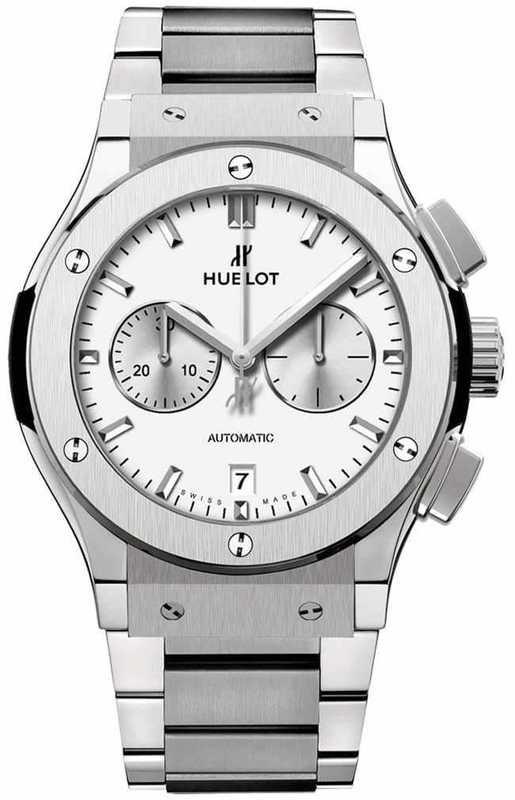 Hublot Classic Fusion Chronograph 541.NX.2611.NX