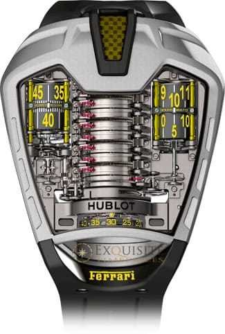 Hublot Mp 05 LAFERRARI Titanium 905.NX.0001.RX