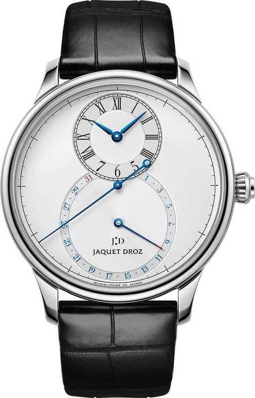 Jaquet Droz Grande Seconde Deadbeat Silver J008030240