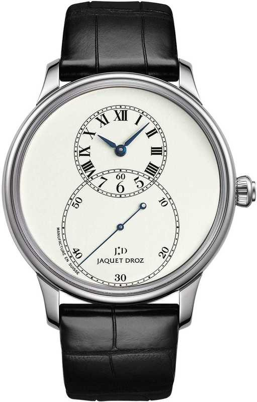 Jaquet Droz Grande Seconde Ivory Enamel 39mm J014014201