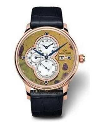 Jaquet Droz The Time Zones Atlantisite J015133302