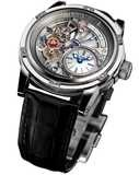 Louis Moinet 20 Seconds Tempograph Titanium LM-39.20.80