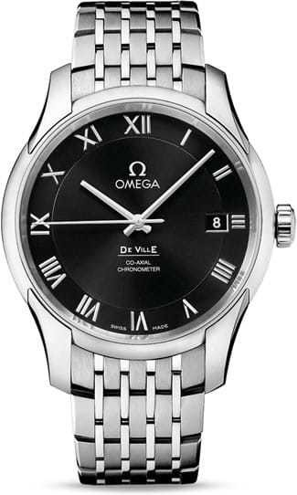 De Ville Omega Co-Axial 41mm