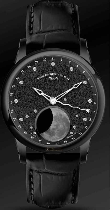 Schaumburg Watch Moon Grand Perpetual Two