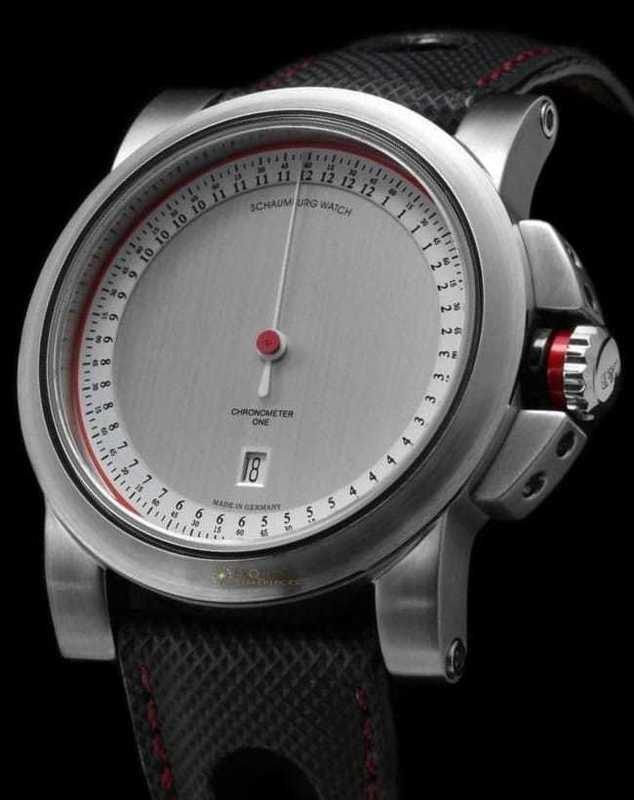 Schaumburg Watch GT One
