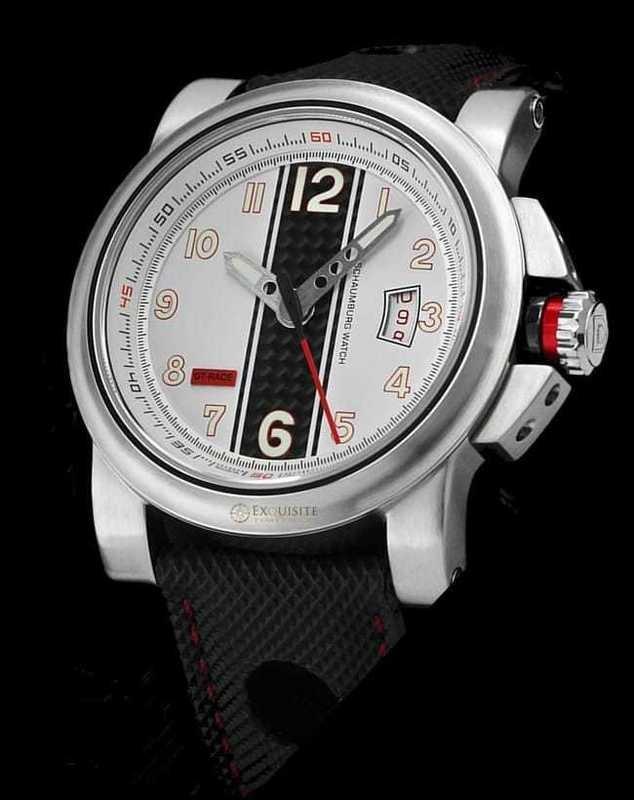 Schaumburg Watch Race Club II